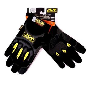 Mechanix Wear Gloves M-Pact Protective Gloves MMP-Series Size Large